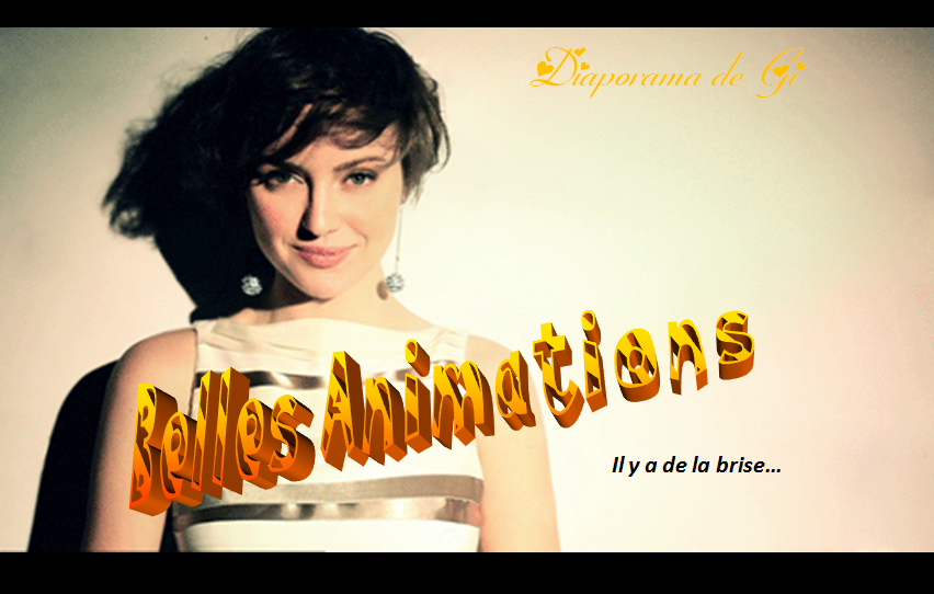 Belles animations