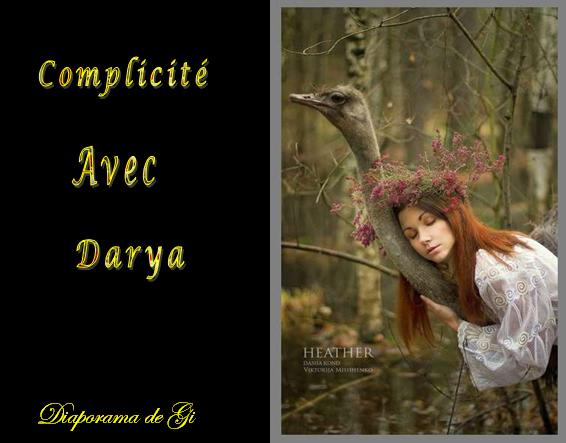 Complicité avec Daya