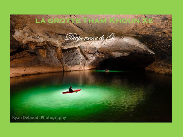 La grotte de Tham Khoum Xe