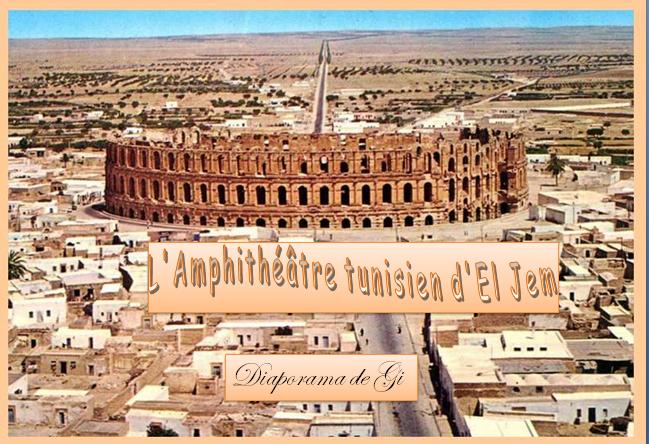 L'amphithéâtre tunisien