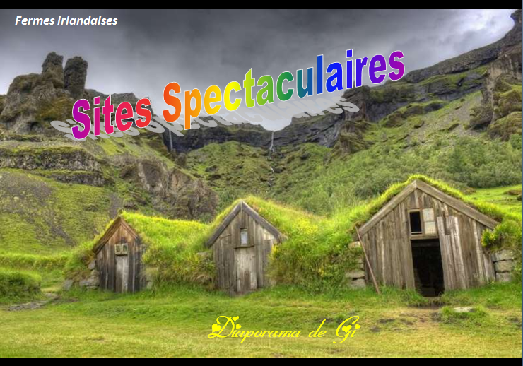 Sites spectaculaires