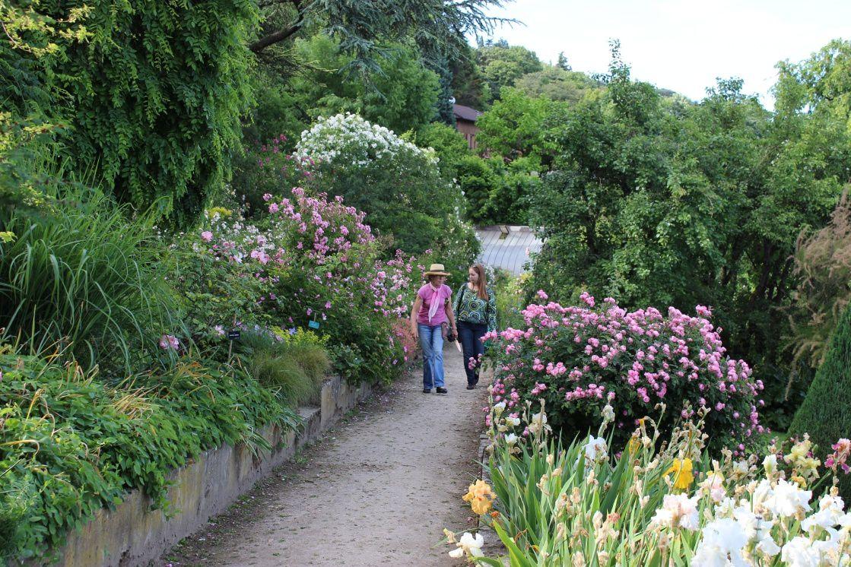 Visite Du Jardin De La Bonne Maison Le Jardin De Bene