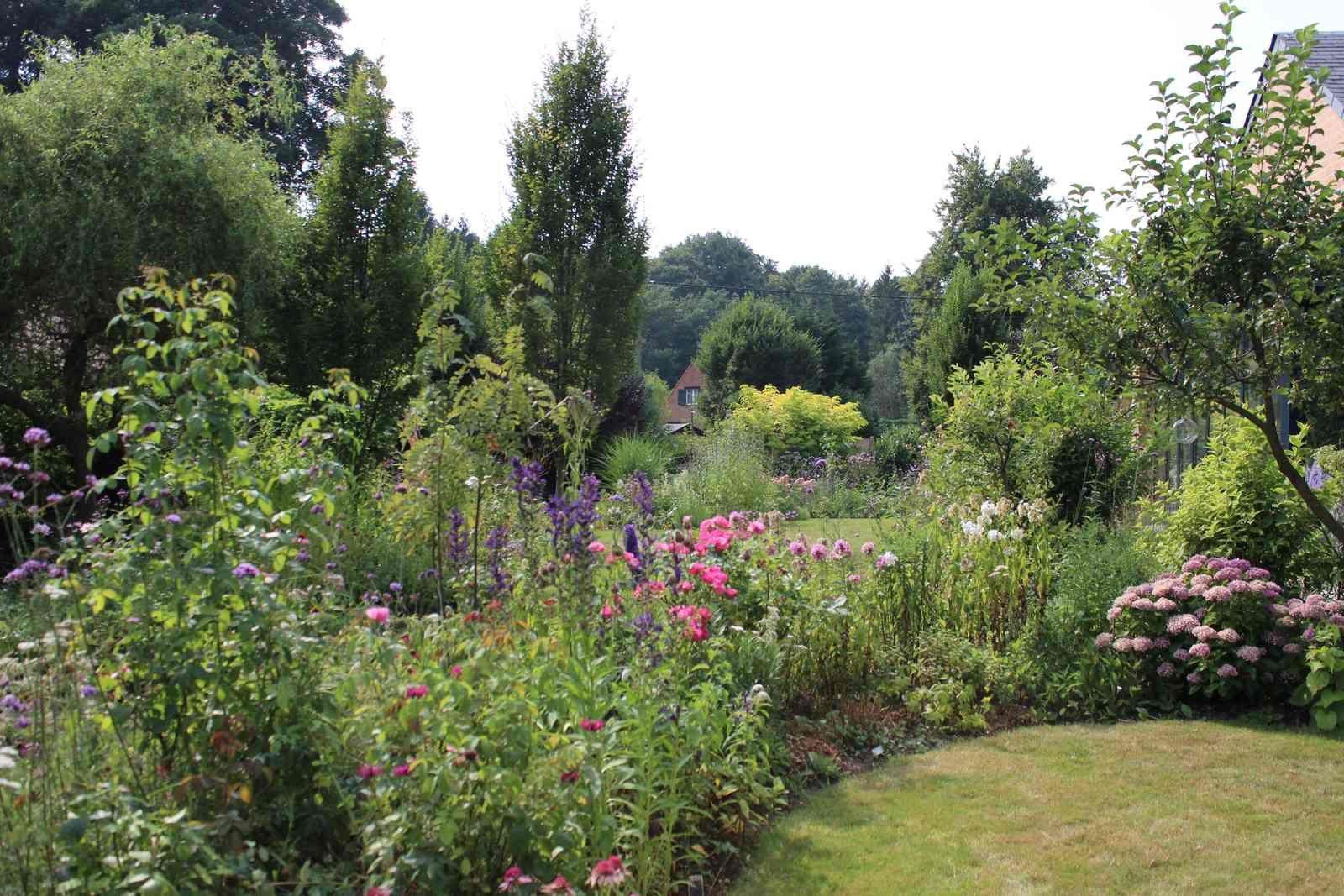 Le merveilleux jardin de Fabienne