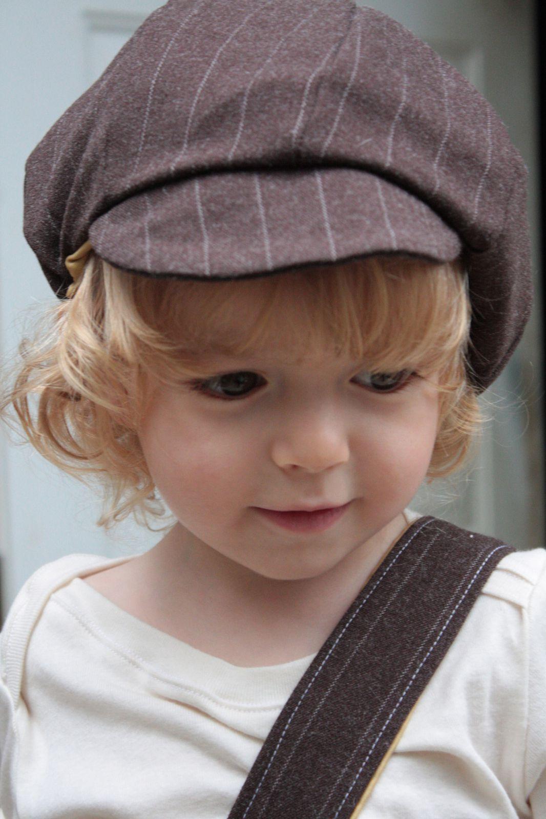 Couture de petit boy