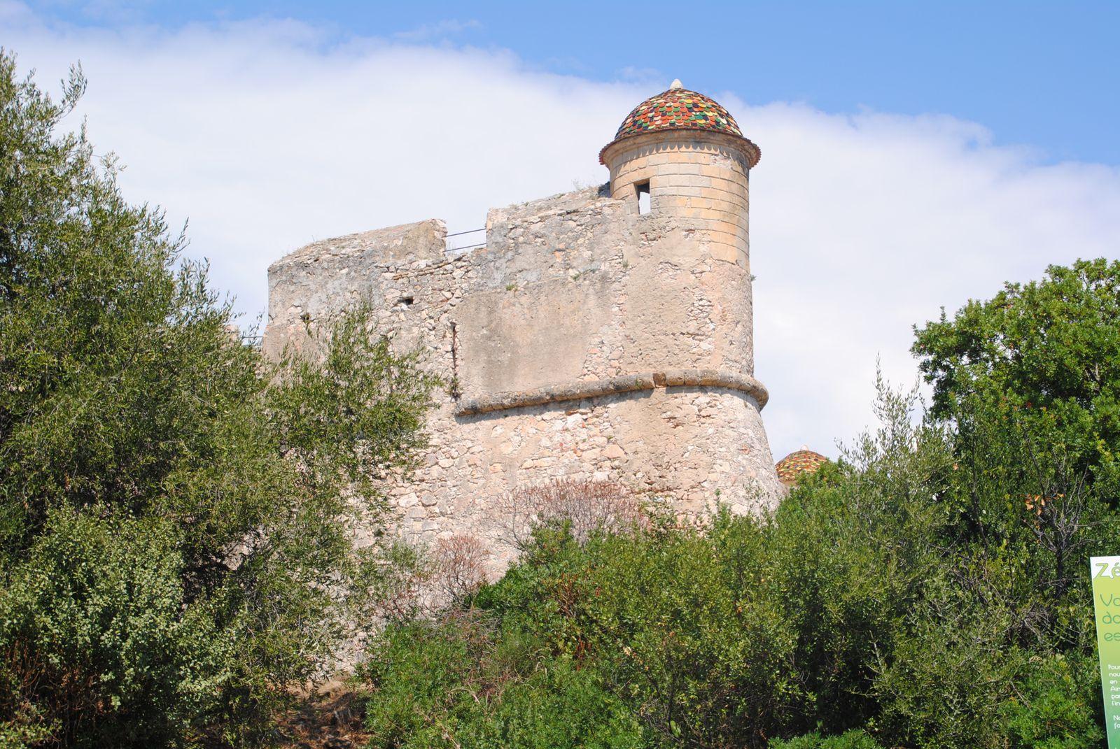 Le fort du Mont -Alban Balades d'ici et d'ailleurs
