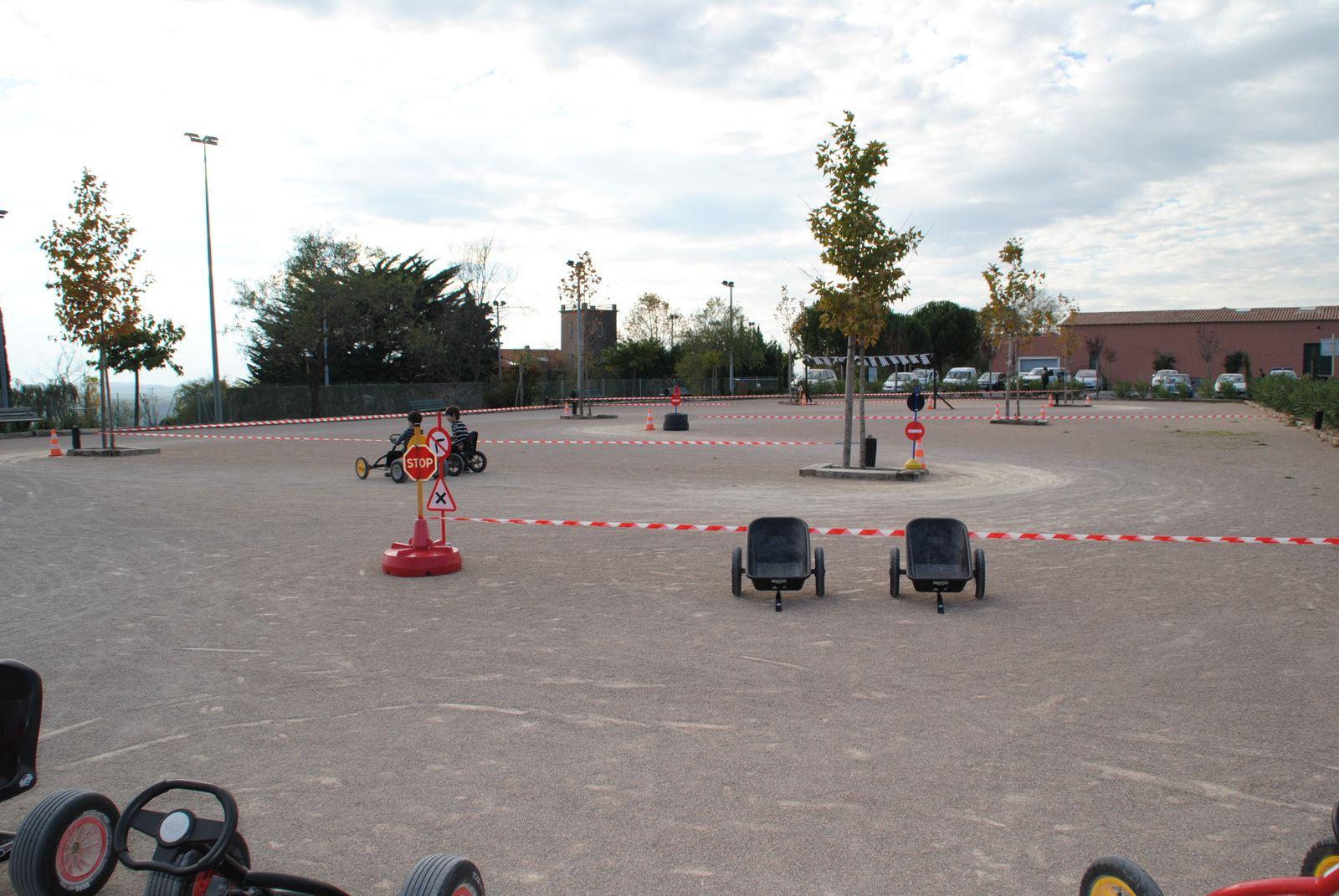 Parcours santé et parc d'activités de Montauroux (Var) balades d'ici et d'ailleurs