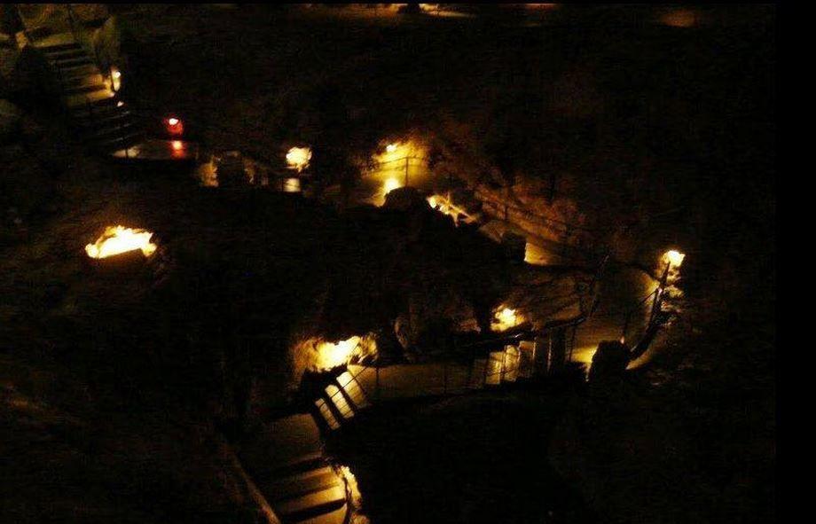 Les grottes de Betharram Hts Pyrénées .Balades d'ici et d'ailleurs