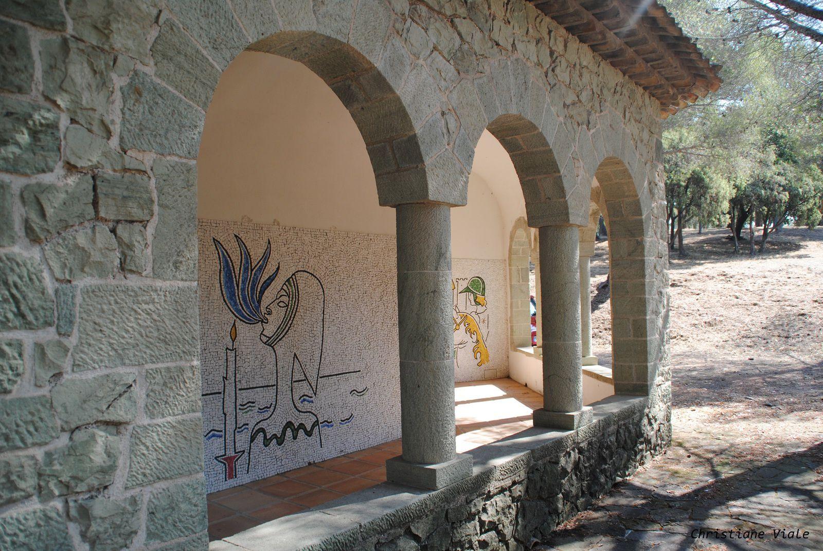Chapelle Notre-Dame-de-Jérusalem,dite chapelle Jean Cocteau . Balades d'ici et d'ailleurs !