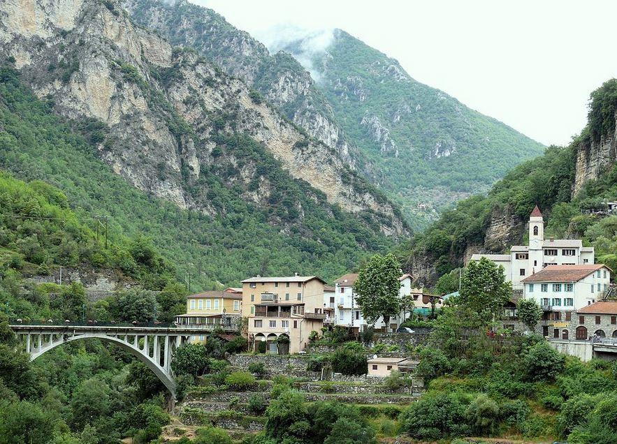 La Vésubie et ses villages &quot&#x3B;Balades d'ici et d'ailleurs&quot&#x3B;