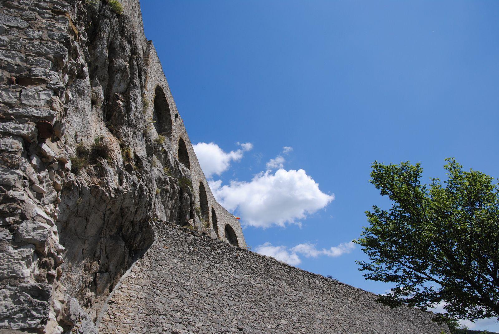 Le cachot du donjon où était enfermé Le prince  Jean Casimir Vasa !