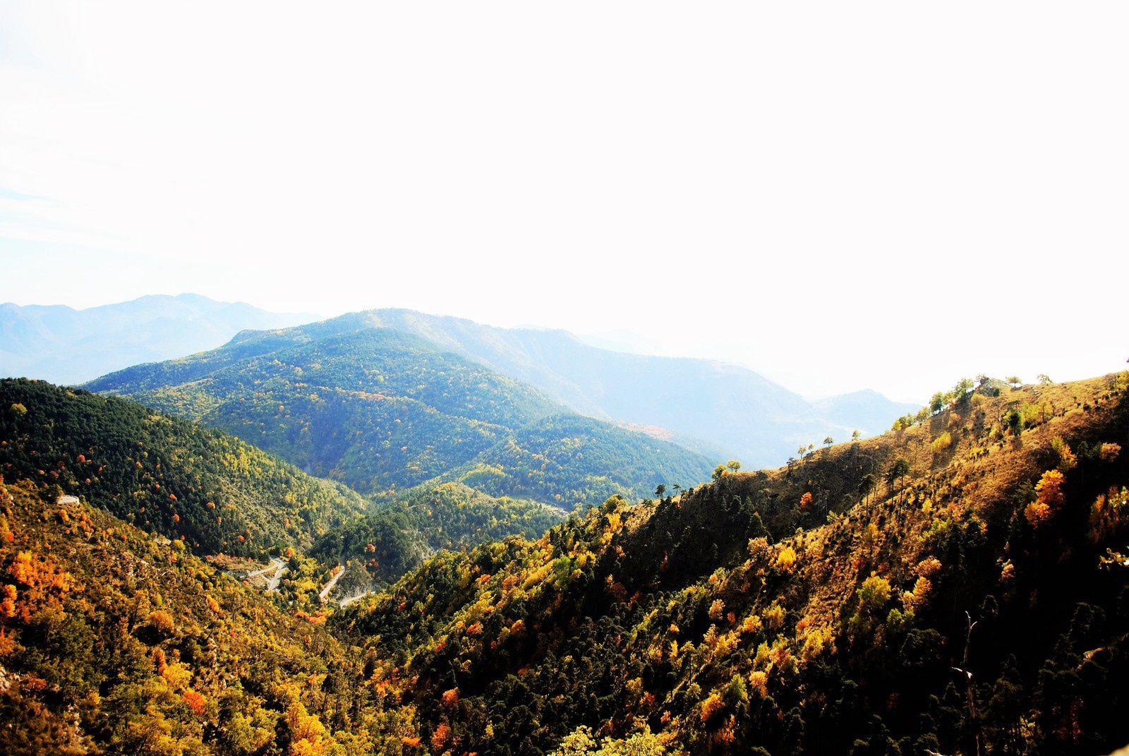 Le massif de l'Authion . &quot&#x3B;Balades d'ici et d'ailleurs &quot&#x3B;