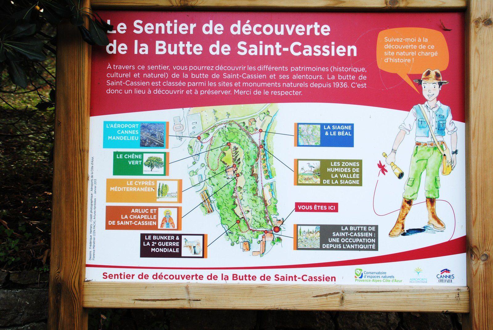 Chapelle Saint Cassien (Cannes-La Bocca ) Balades d'ici et d'ailleurs