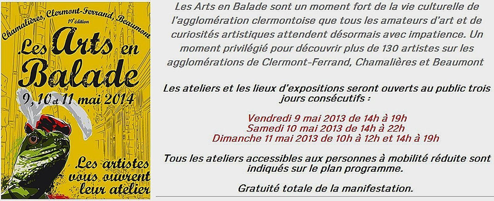 9, 10 et 11 mai Atelier-Galerie ouvert !