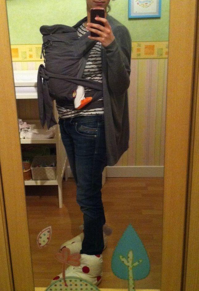 Mon écharpe de portage Tinéo (concours inside) - Bellenceinte 4ce3f775a7c