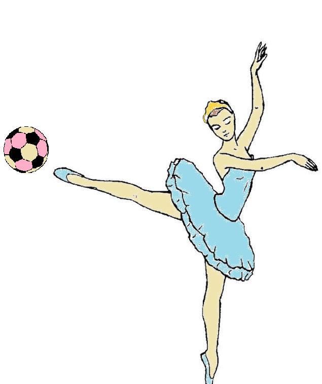 Comment dessiner une danseuse etoile - Dessiner une danseuse ...
