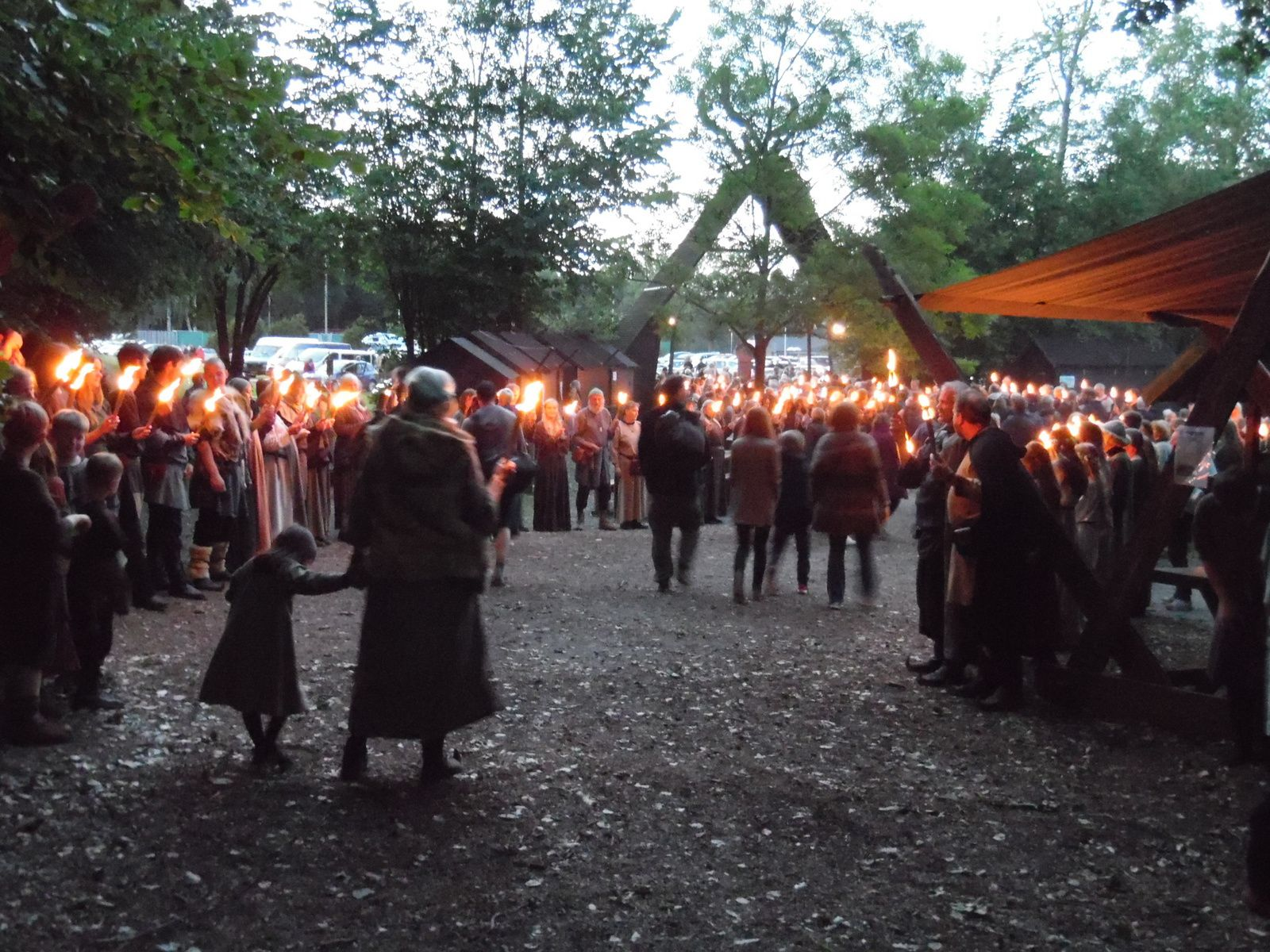 Vikingespil ou le Festival Viking