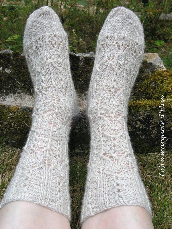 Un peu de tricot !