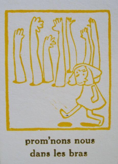 Les cartes de l'épluche-doigts