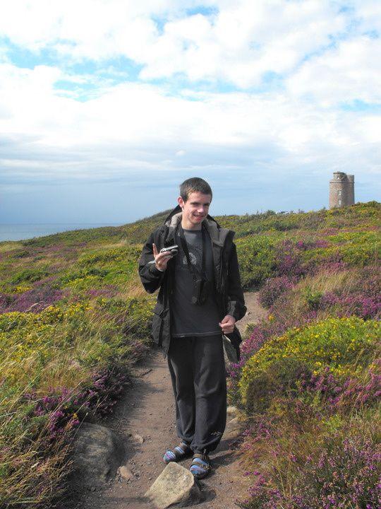 SOUTENEZ Alan, autiste asperger et créateur d'entreprise en Côtes d'Armor