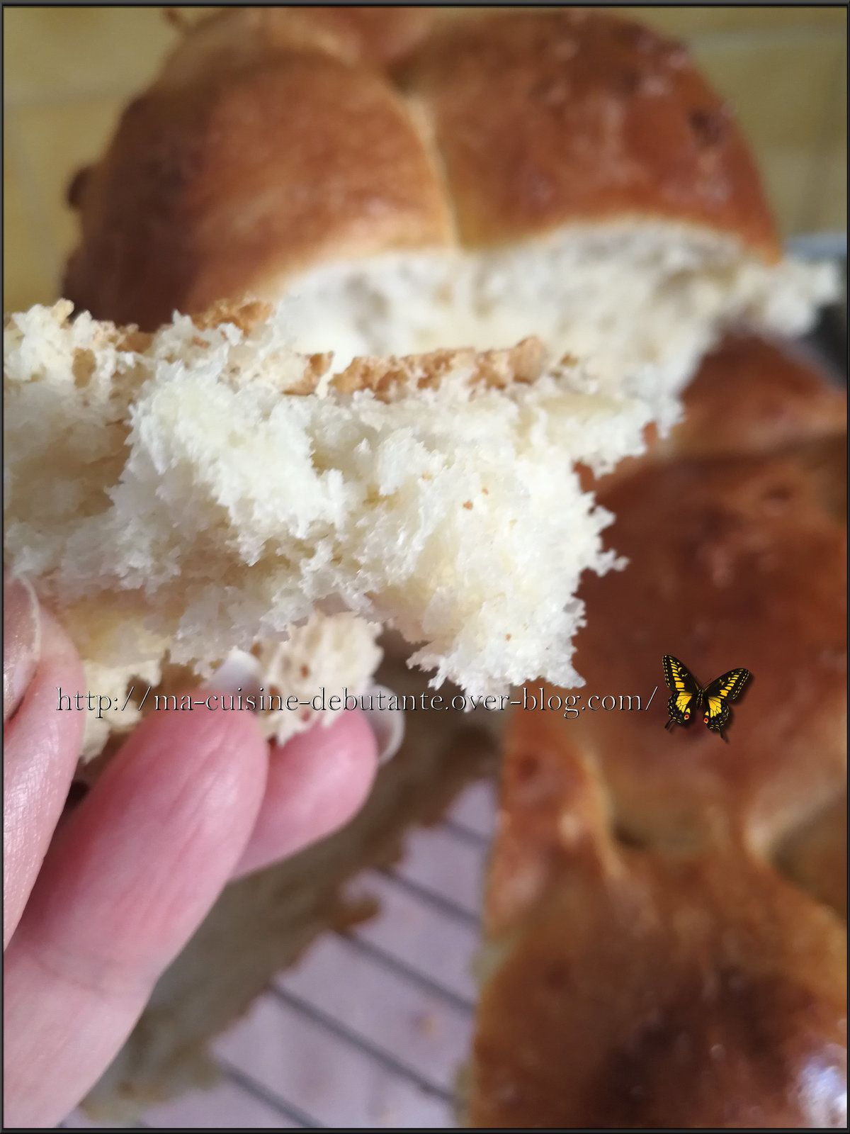 Brioche butchy au Cooking chef gourmet