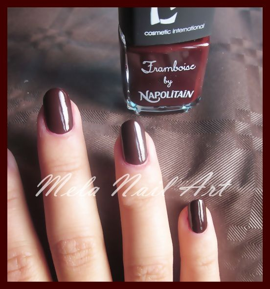 Swatch Chocolat - Lm Cosmetic