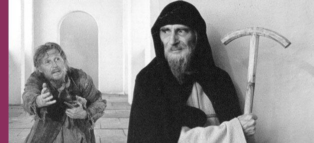Au cinématographe : Andrei Roublev de Tarkovski