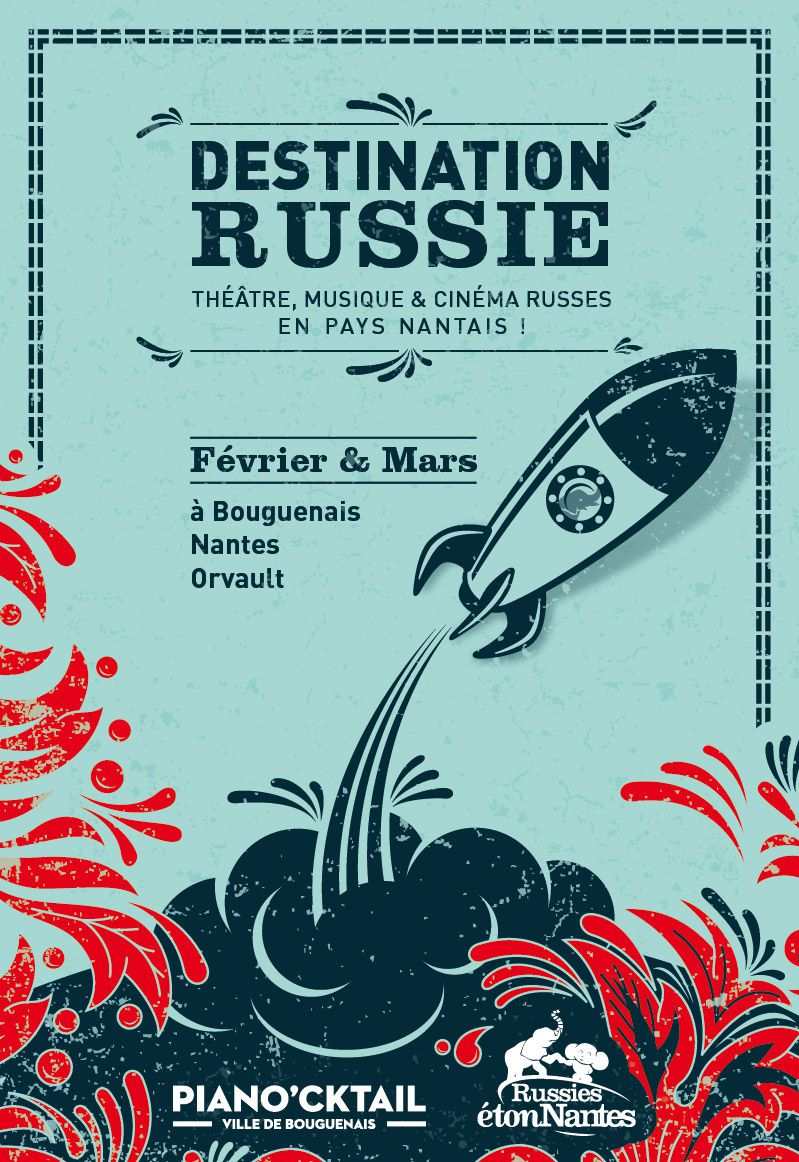 &quot&#x3B;Destination Russie&quot&#x3B;
