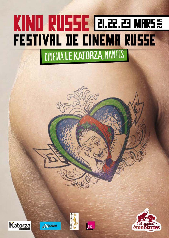 En avant-première, voici le programme du festival du cinema russe