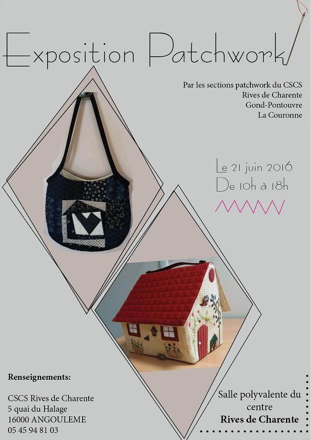 Exposition à Angoulême Rives de Charente