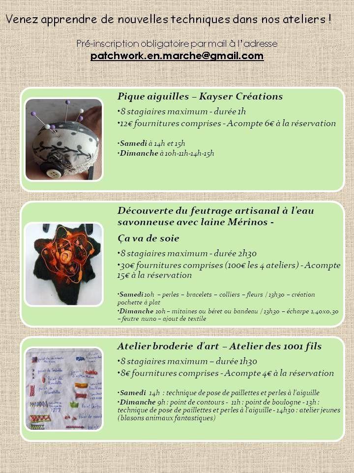 Salon et exposition à Saint Vaury dans la Creuse