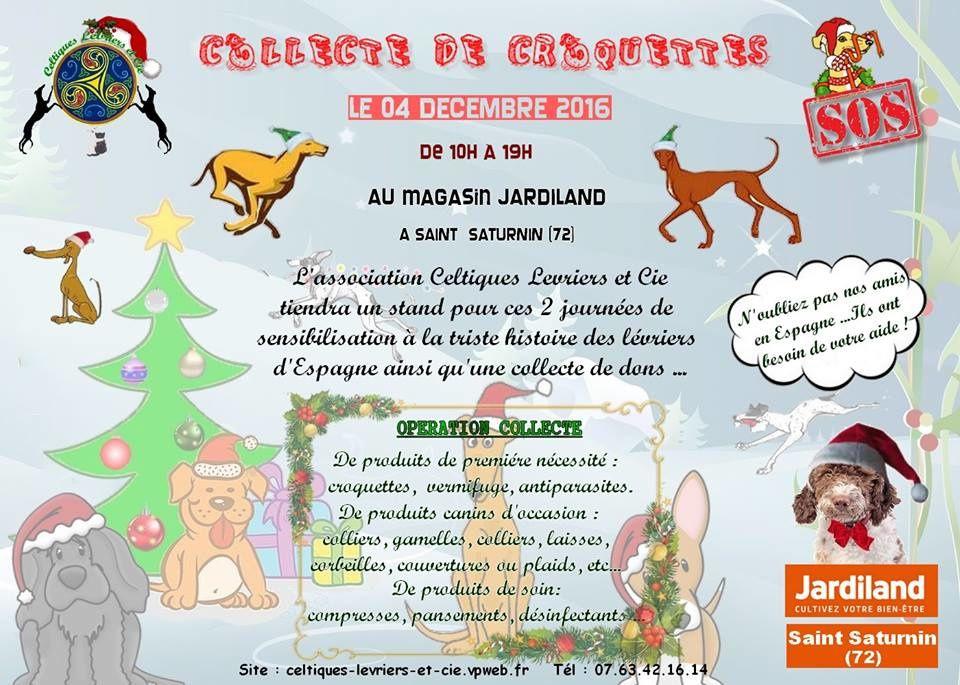 le 4 décembre 2016 chez Jardiland Saint Saturnin dans le 72