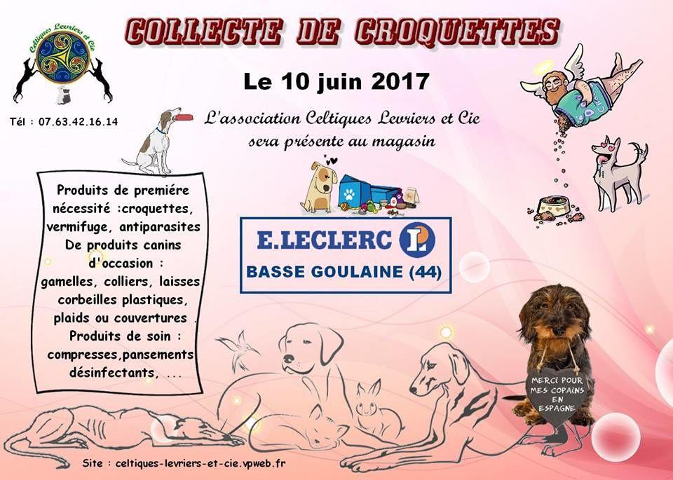 Le 10 juin cap sur Basse Goulaine 44, dans l'enseigne Leclerc, avec Sandrine, Anne Marie, Sylvie, ... et les loulous