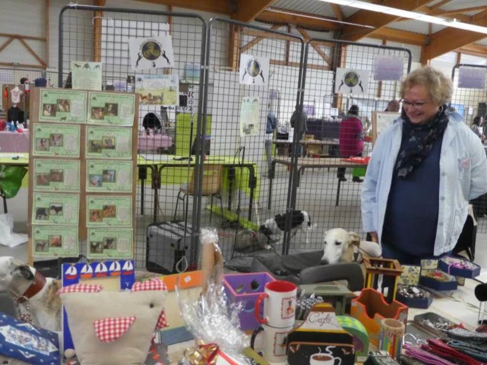 Retour sur le salon du bien-être animal de Guipavas (29) par Cloclo et Julie :-)
