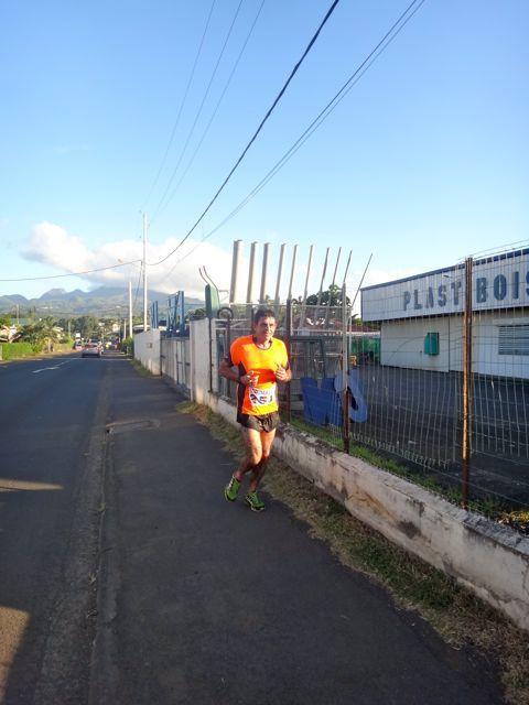 Les défis de Tahiti iti : les 10km