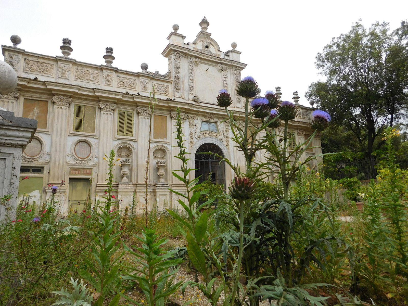 Rome 3. Villa Borghèse.