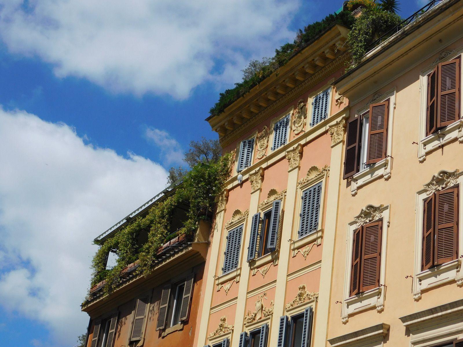 Déambulation dans les rues de Rome (4).