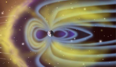 La Terre affectée par un orage magnétique