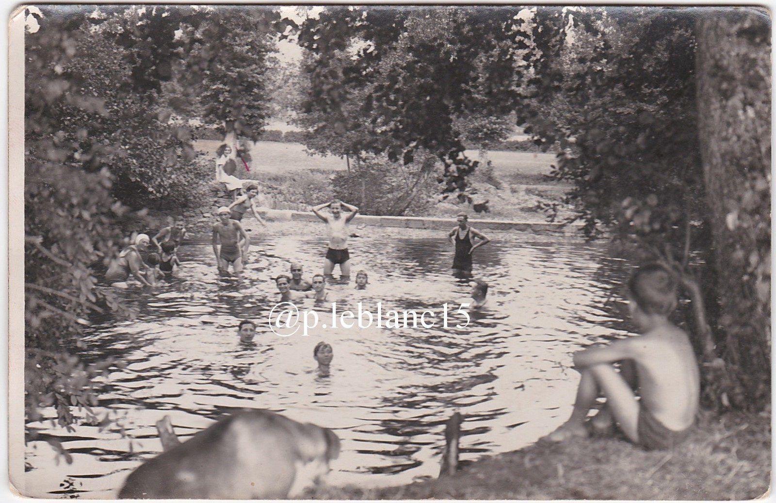 Les Pelles vacances 1938