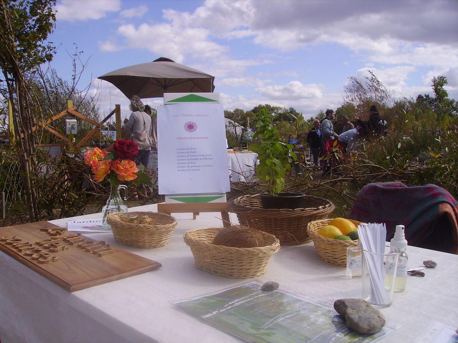 atelier olfactif jardins de tournefeuille anim par gabriel le jardin des sources. Black Bedroom Furniture Sets. Home Design Ideas
