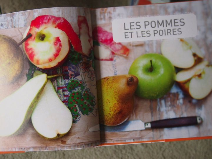 Pommes, poires, coings &amp&#x3B; fruits d'hiver (giveaway inside)