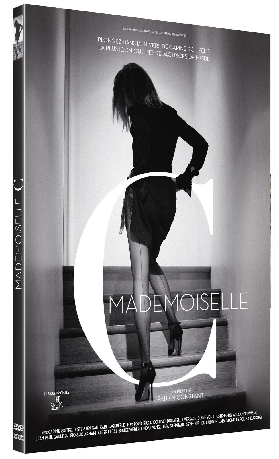 Mademoiselle C (giveaway inside)