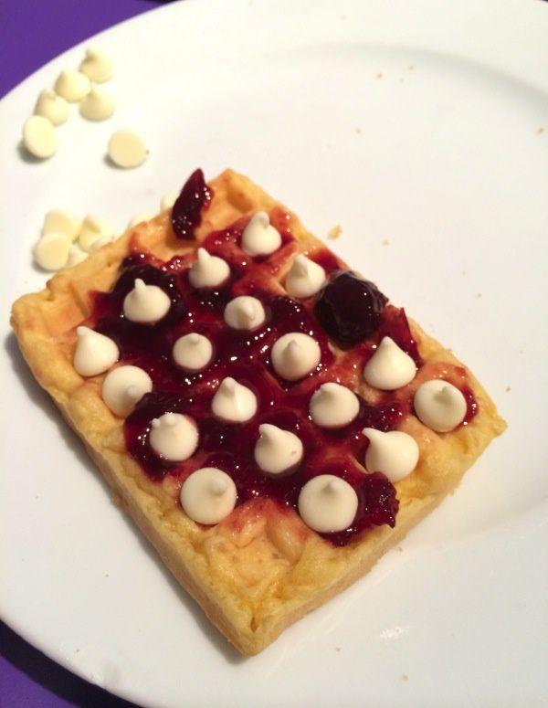 Composition de Rosalie pour le petit déjeuner