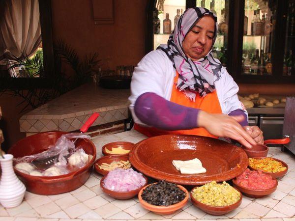 Séjourner à La Maison Arabe
