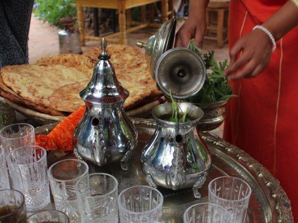 Voyage culinaire, les saveurs du Maroc