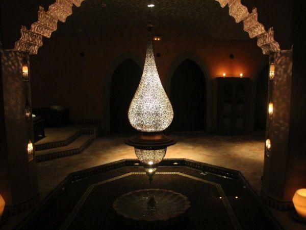 Gommage et massage marocain