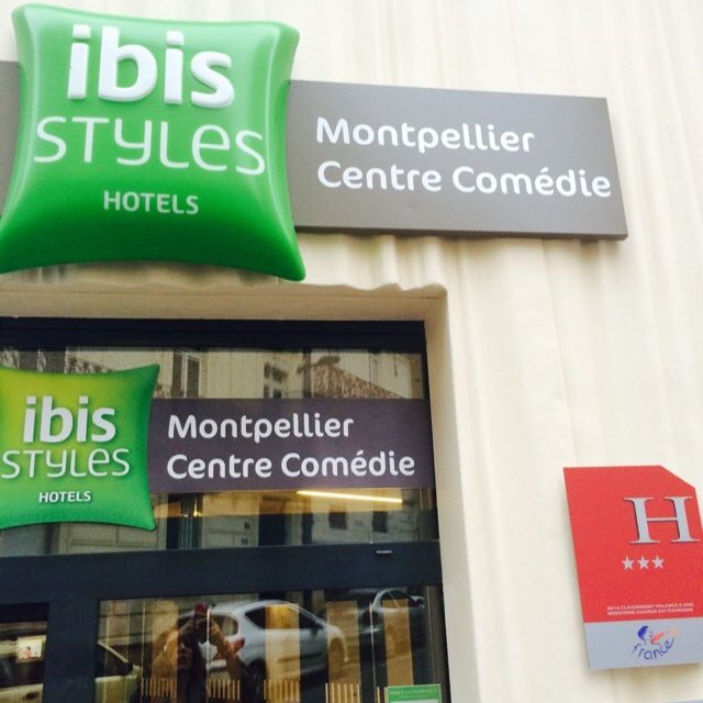 Hôtel Ibis Styles Montpellier