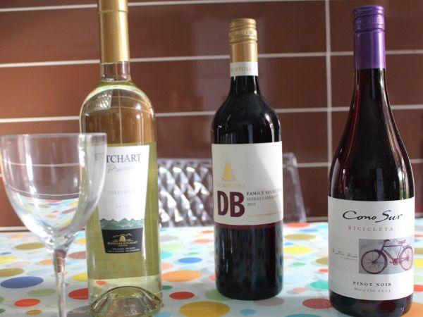 VineaBox, spéciale vins étrangers