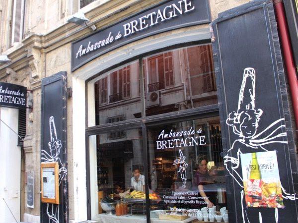 Bruncher à L'Ambassade de Bretagne à Marseille