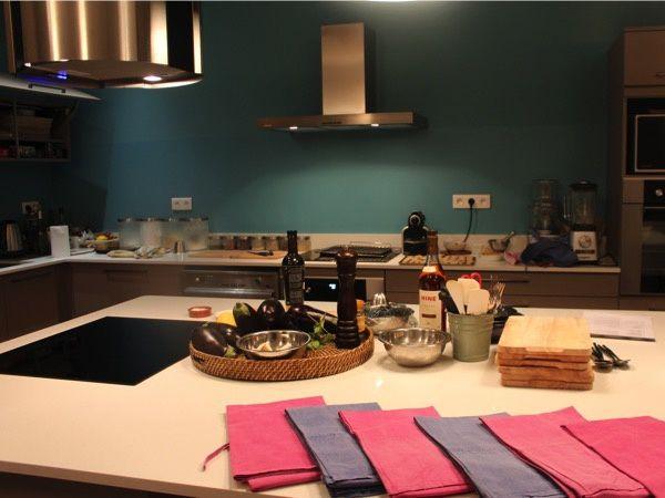 Atelier de cuisine provençale chez Mathilde