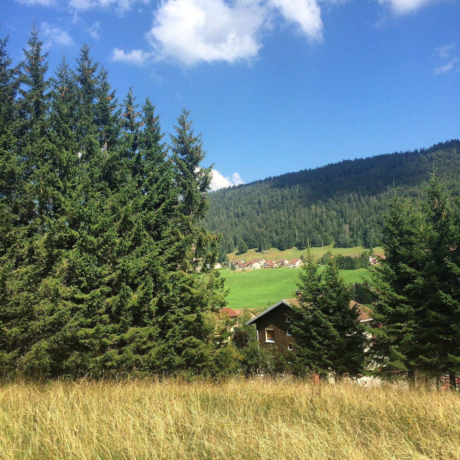 Ma semaine à Bois d'Amont aux Villages Clubs du Soleil
